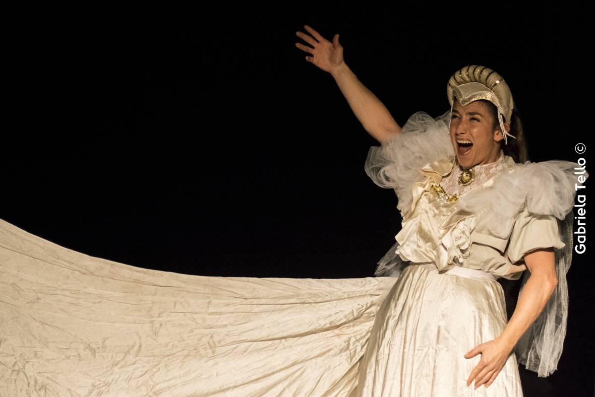 """El unipersonal """"Liviana Como una Ballena"""", se despide de los escenarios"""