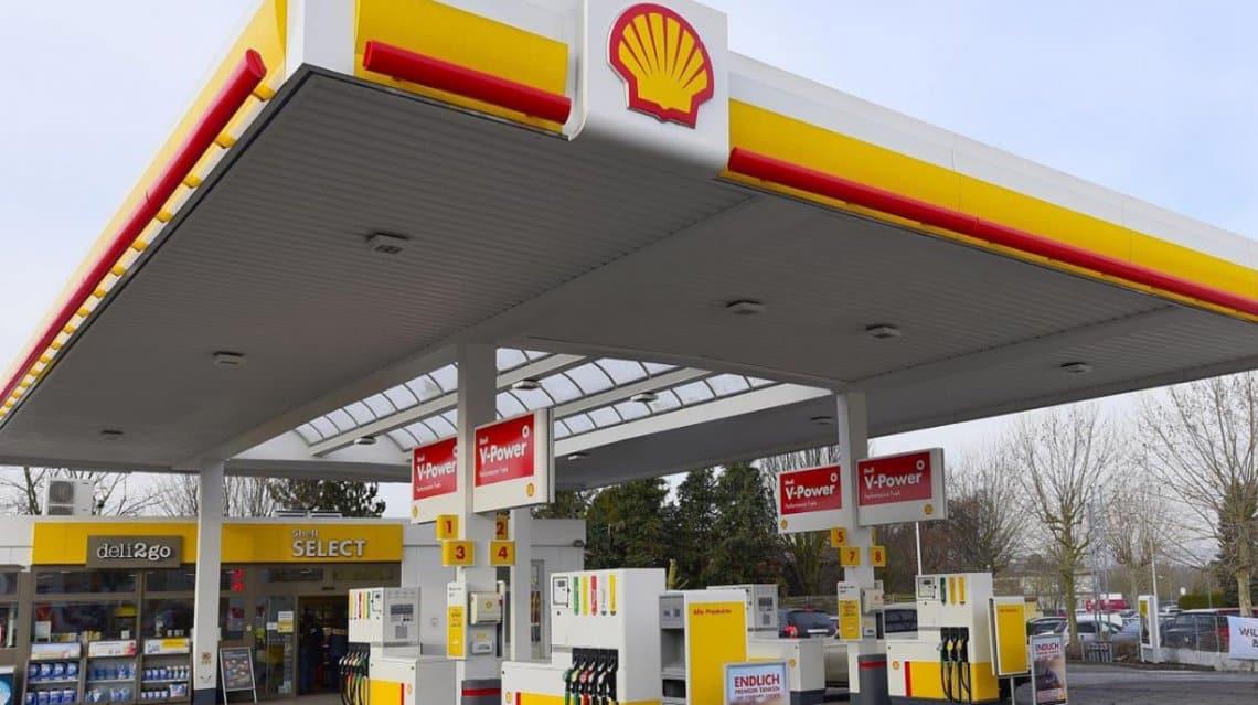 Shell ya vende el litro de nafta súper a $ 34 pesos