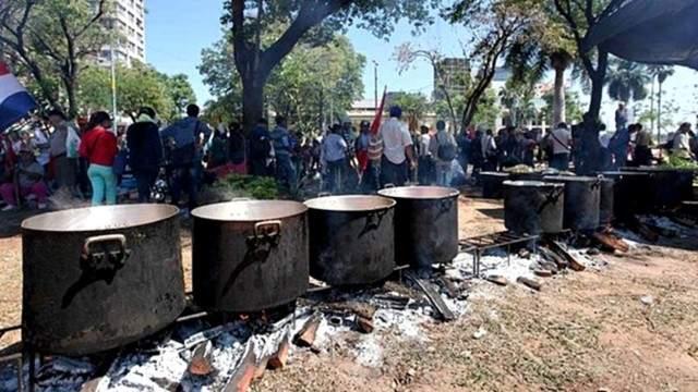 Conflicto social: Hoy habrá 1000 Ollas Populares contra al ajuste del Gobierno