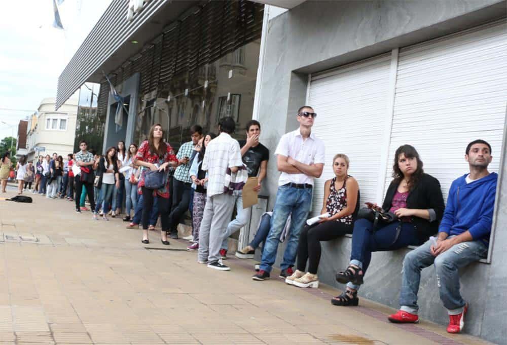 La desocupación en el Conurbano subió al 12,8 % la mayor en 12 años