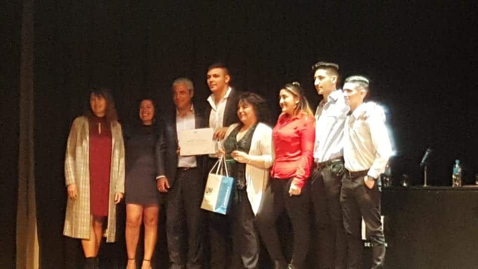 Los alumnos de la Técnica N°1 volvieron a ganar y avanzan a la Feria de Ciencias Provincial