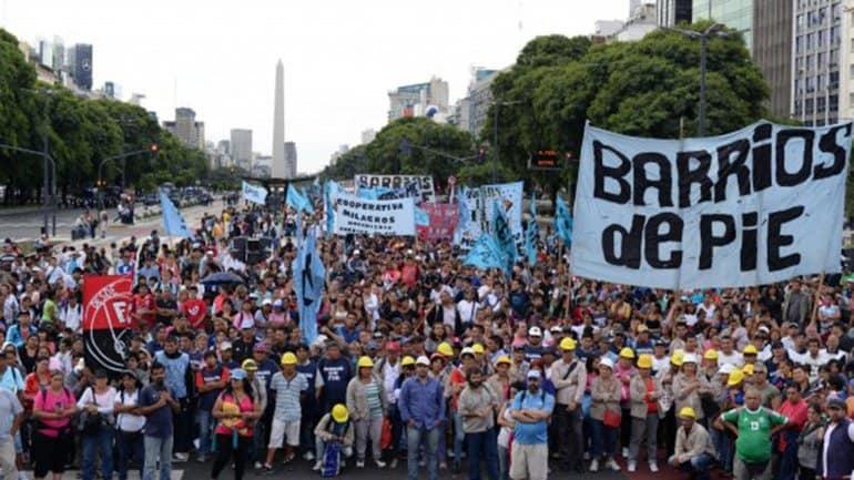 Tras una fractura en Libres del Sur, todas las organizaciones sociales confluyen en un único espacio político