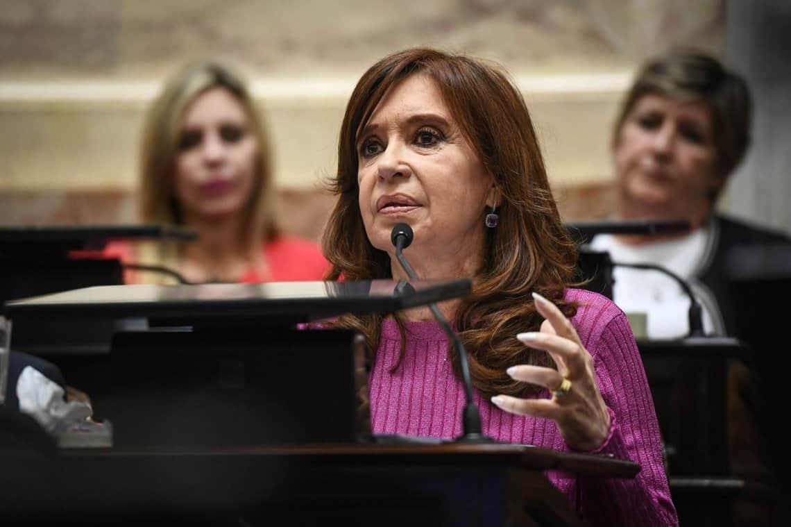 Cristina buscará derogar la resolución que obliga a los usuarios de gas pagar la devaluación del dolar