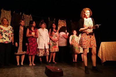 Ciclo de Teatro en el ETI 2