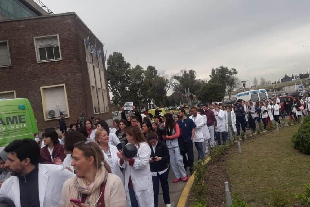 Hospital Posadas: despidieron a médicos psiquiatras y los pacientes quedaron sin atención médica