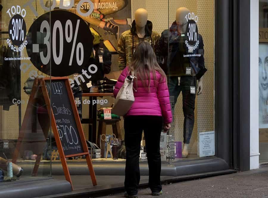 Las ventas por el Día de la Madre cayeron un 13,3 por ciento