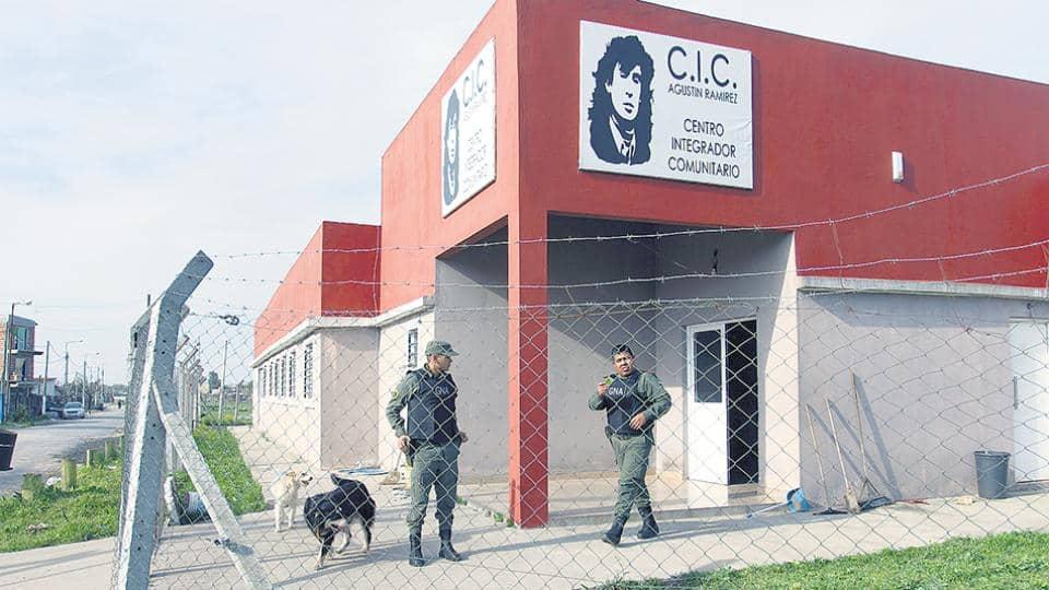 De Centro Comunitario a Cuartel General de Gendarmería