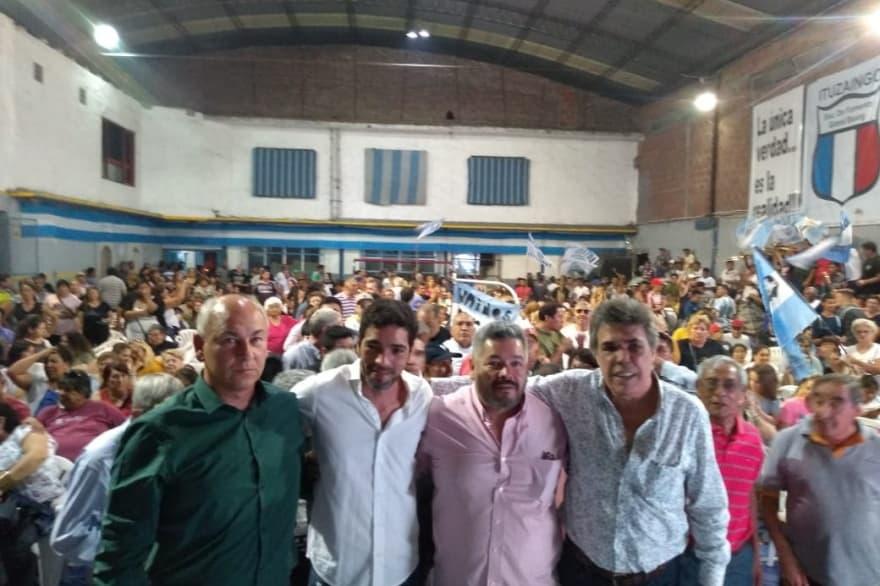 Ituzaingó: El Massismo vuelve al PJ y se prepara para enfrentar en internas a Descalzo