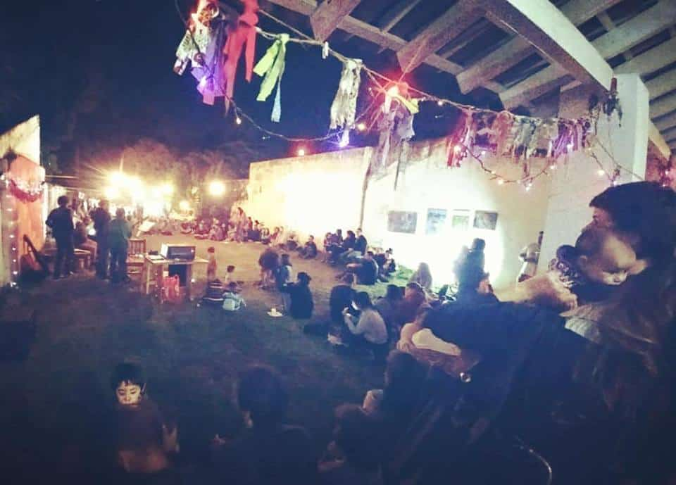 """Festival artístico de """"Mujeres Unidas"""" en Castelar"""