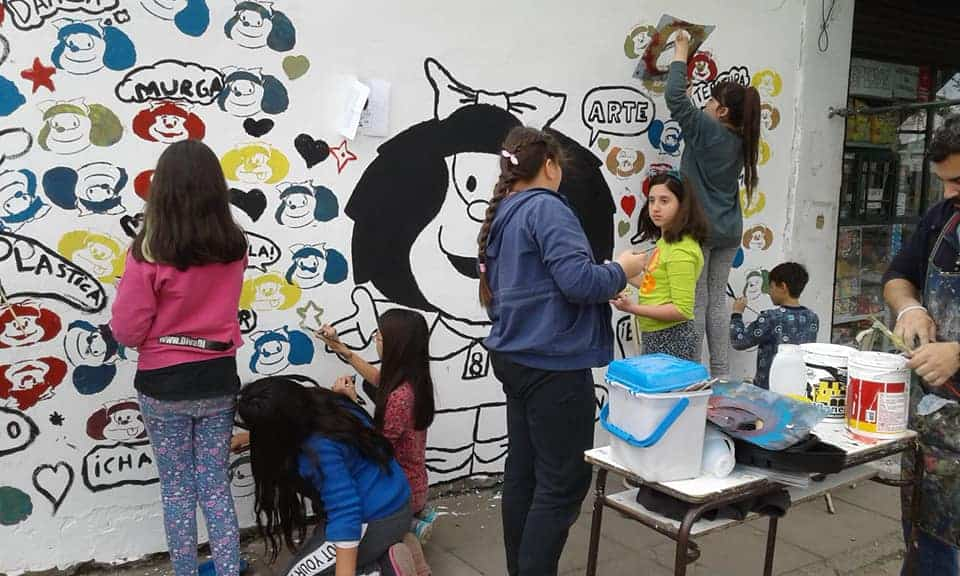 Se abrió la inscripción en la Escuela Estética N°1 de Ituzaingó