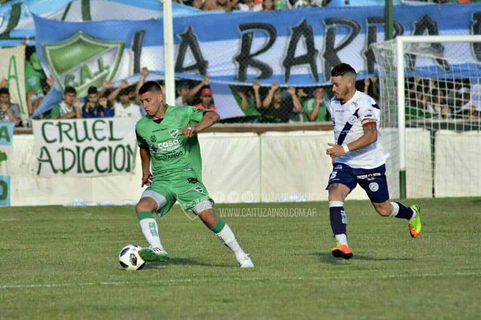 Ituzaingó y Deportivo Merlo empataron sin goles