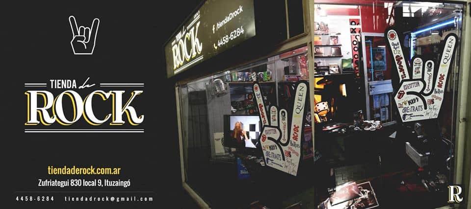 Ituzaingó: por la crisis cerró Tienda de Rock y ya no quedan rockerías en nuestra ciudad