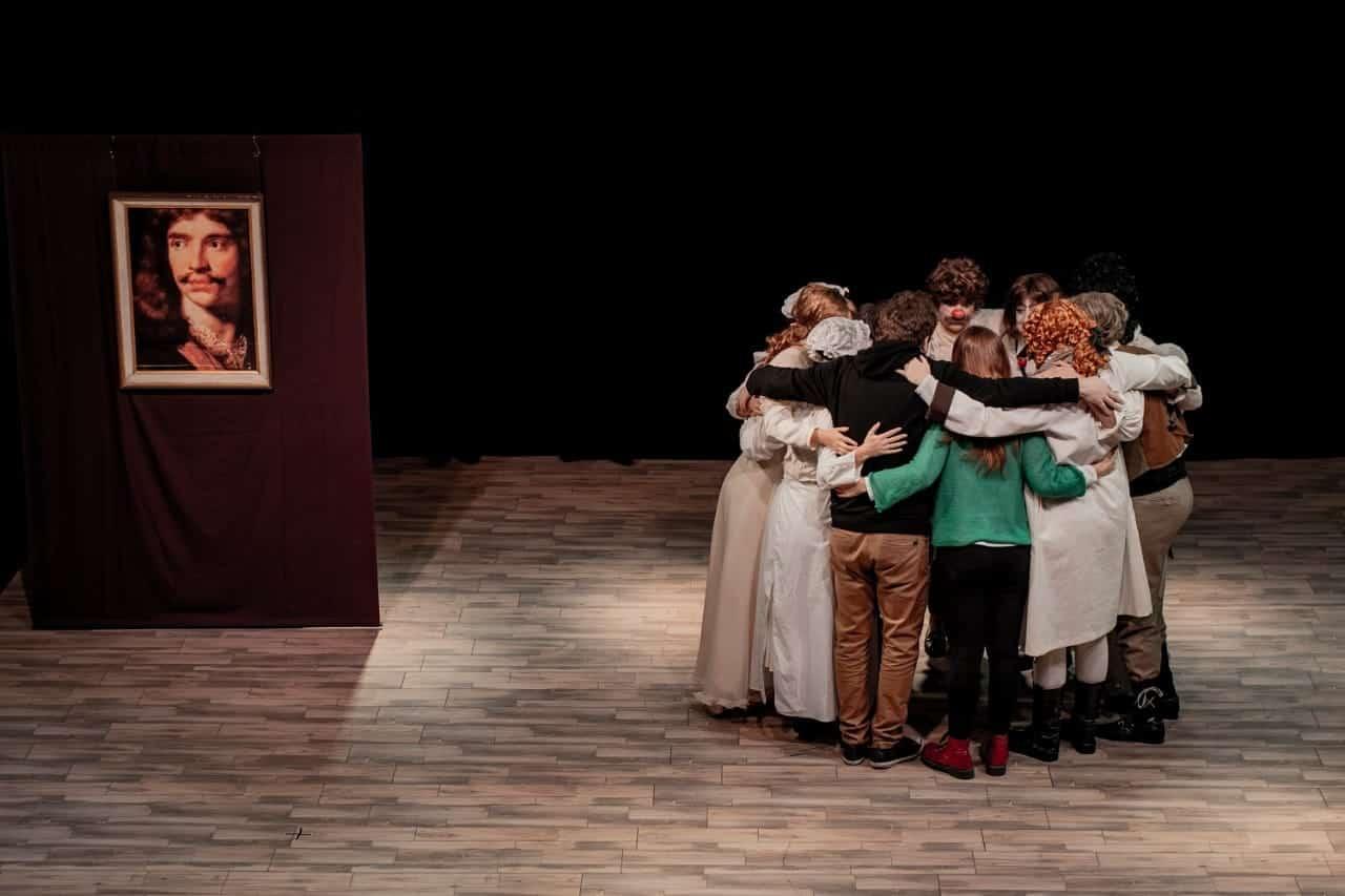 """La obra """"El otro imaginario"""", despide el año en Ituzaingó"""