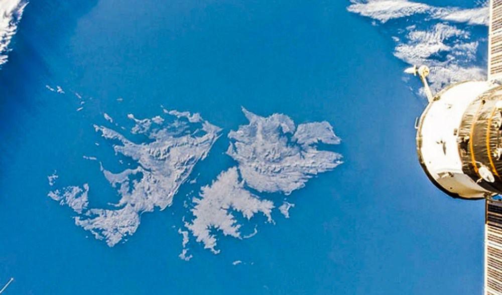 Un fuerte sismo de 6,4 en el mar Argentino, al sur de las Islas Malvinas