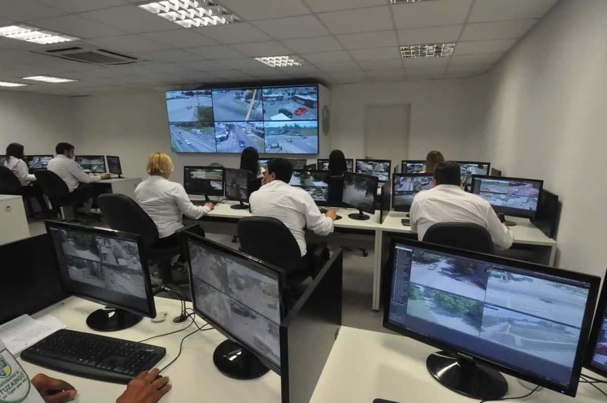 El Municipio propondrá conectar las cámaras privadas de los vecinos al Centro de Monitoreo