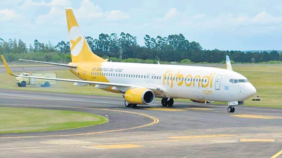 En menos de un año 887 vuelos de Flybondi tuvieron problemas técnicos