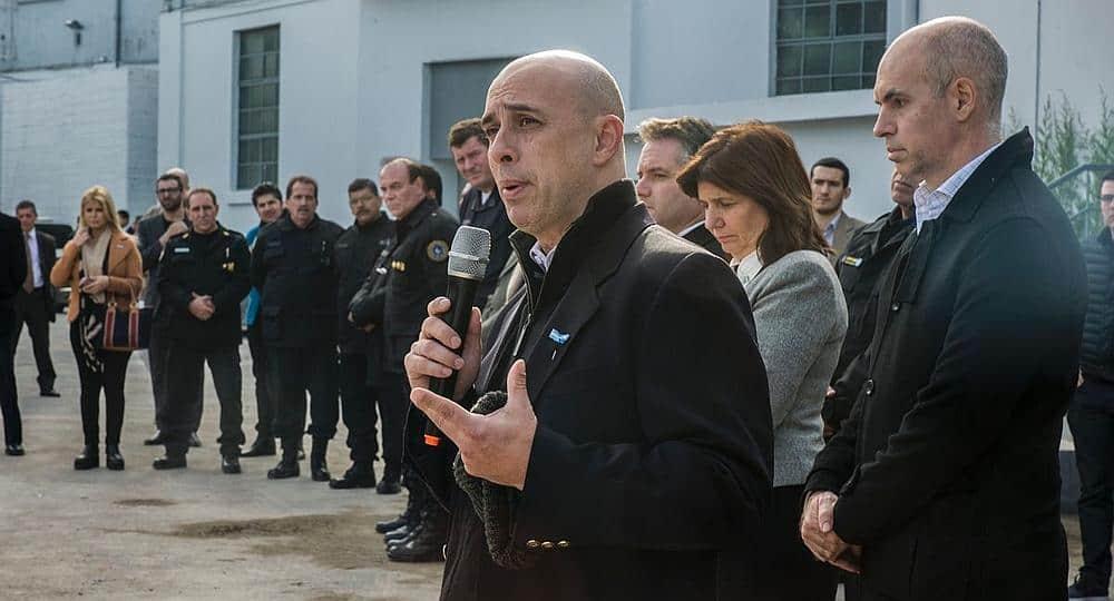 Renunció Martín Ocampo, ministro de Seguridad de la Ciudad
