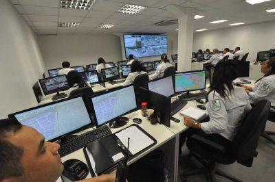 El Municipio propondrá conectar las cámaras privadas de los vecinos al Centro de Monitoreo 1