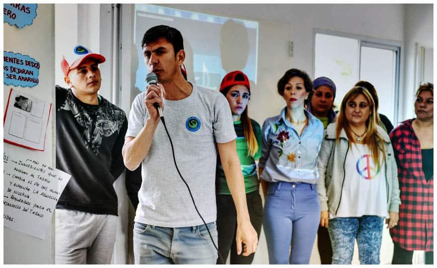 Adolescentes de Ituzaingó viajaron a Chapadmalal por el Programa Jóvenes y Memoria