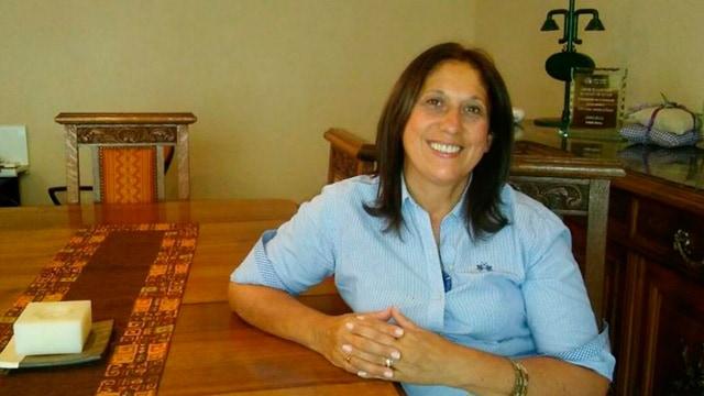 """Sandra Rey: """" Soy una opción para la intendencia y estoy trabajando para ello"""""""