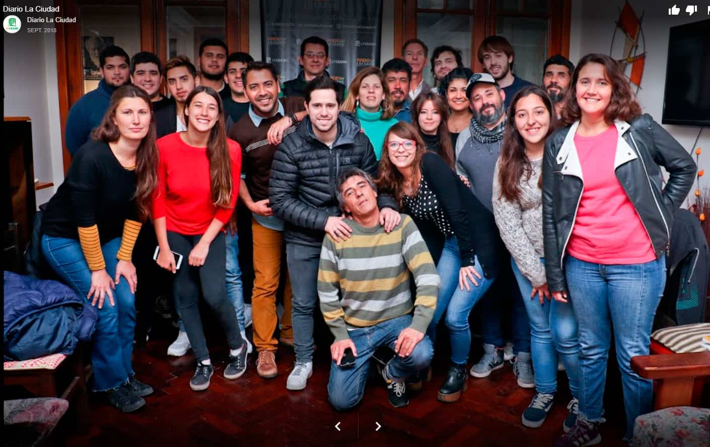 El grupo de medios de La Ciudad cierra el año lider en lectores y oyentes