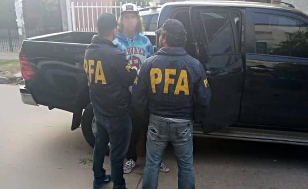 Detienen a Rodrigo Eguillor por la causa de la joven Ituzainguense