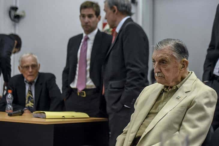 En una sentencia histórica dos ex directivos de Ford fueron condenados por delitos de lesa humanidad