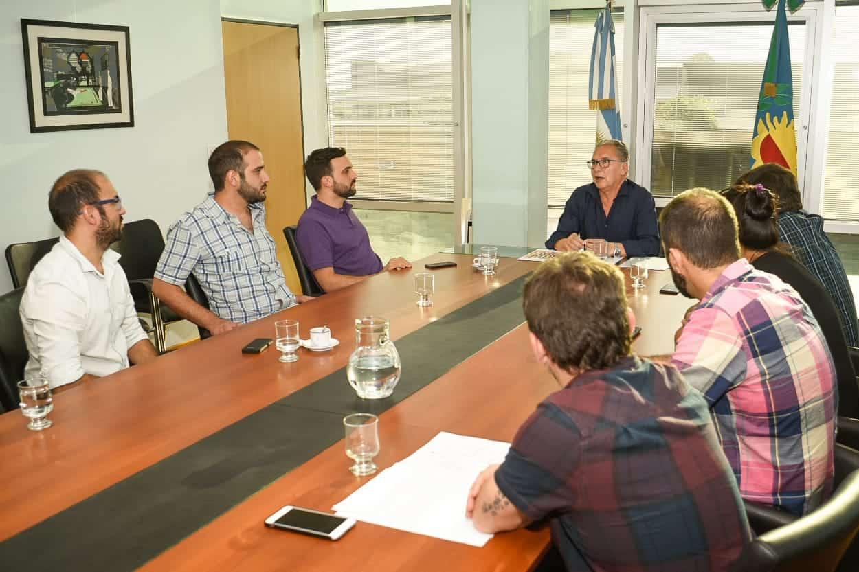 El Movimiento Evita se reunió con Descalzo y le pidió internas para definir los candidatos