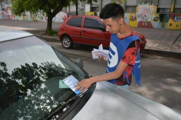 Ituzaingó: entre el 10 de diciembre y el 10 de enero, no se cobrará el estacionamiento medido