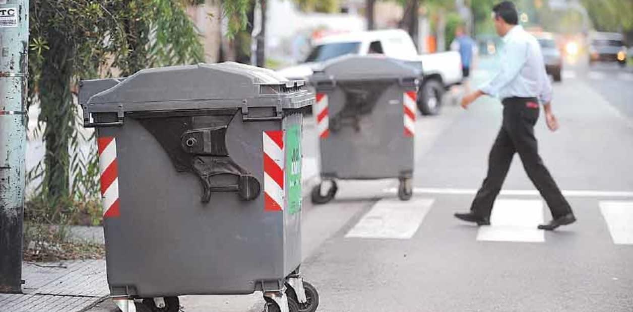 Ituzaingó: adiós a los cestos de basura, el 1 de enero pondrán UN contenedor por cuadra