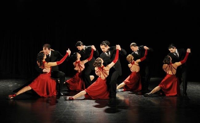 Festival de Tango en el Teatro Gran Ituzaingó