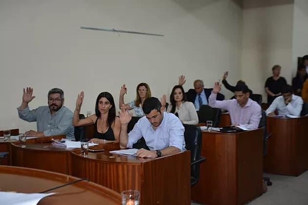 Se aprobó el presupuesto municipal por unanimidad: $ 1830 millones de pesos para el 2019