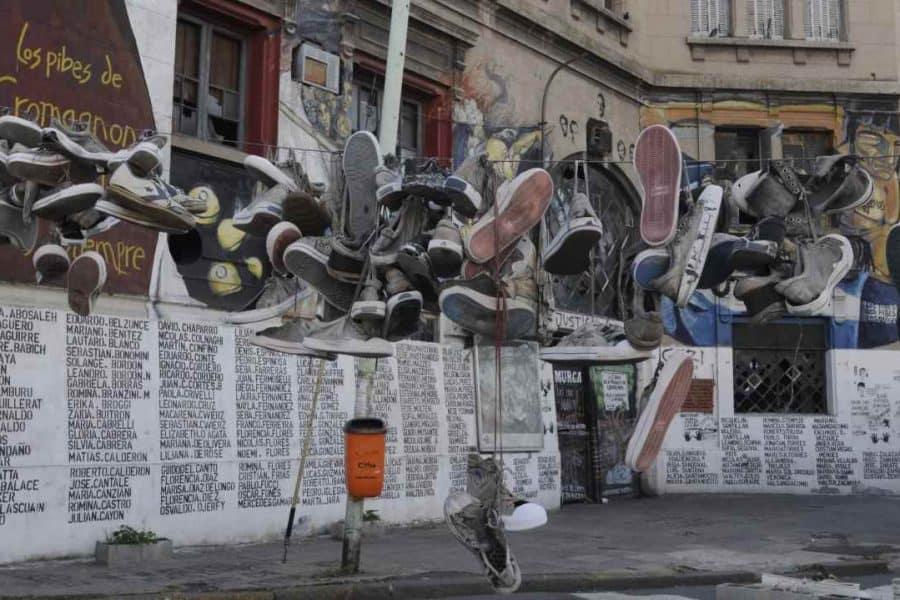 Ituzaingó: Homenaje a las víctimas de Cromañón, a 14 años de la masacre