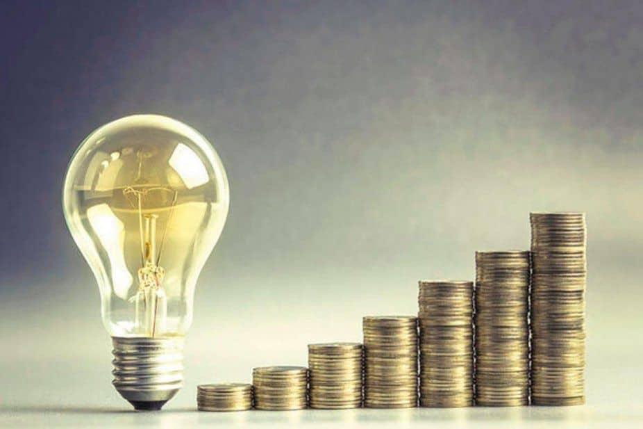 El viernes aumentará la luz un 32 % y la factura promedio mensual será de $ 1275 pesos