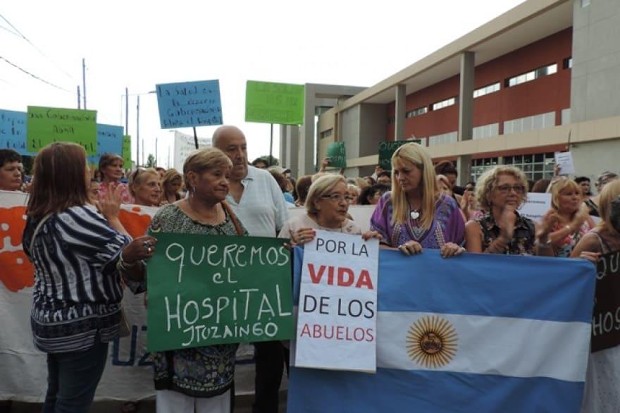 Ituzaingó: El próximo martes 15 habrá un abrazo simbólico al Hospital del Bicentenario