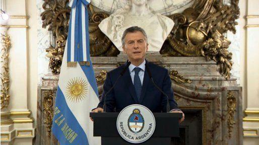 Macri firma un decreto para recuperar bienes del narcotráfico y corrupción