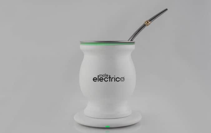 """Llegó el """"mate eléctrico"""": No se lava la yerba y se enchufa en la computadora ¿como conseguirlo?"""