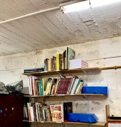 Campaña solidaria para arreglar el techo del Centro Comunitario Minka. 2