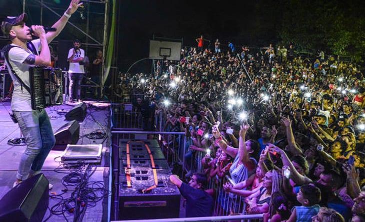 Ituzaingó también festeja el Carnaval