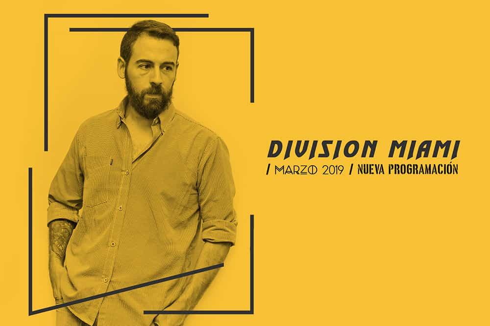 """Llega Diego Mancusi a Radio La Ciudad con """"División Miami"""""""