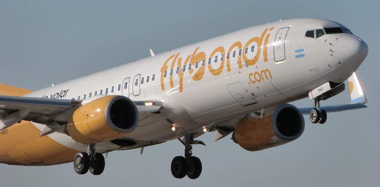 Autorizan que Flybondi opere en Brasil