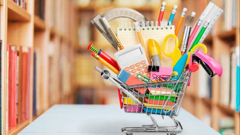 La canasta escolar costará un 42 % más cara: mínimo $3000 pesos