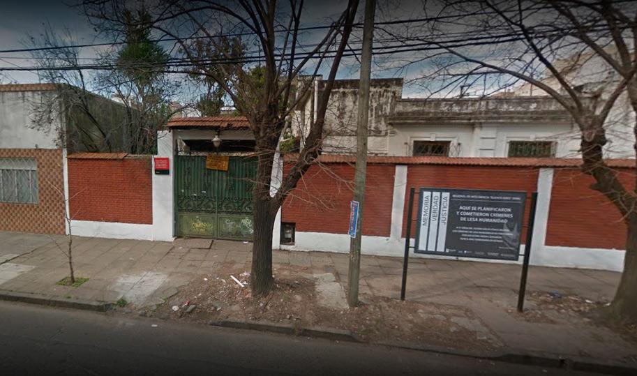 Se incendió un ex centro clandestino en Morón y se perdió documentación histórica