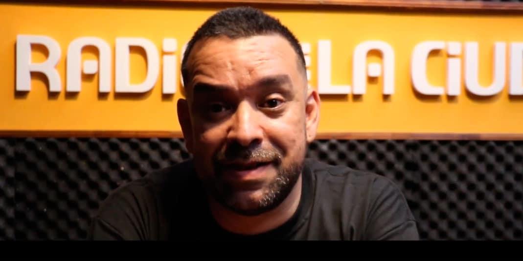 """Leo Oyola (Kriptonita) llega a Radio La Ciudad con """"Locro Western"""""""