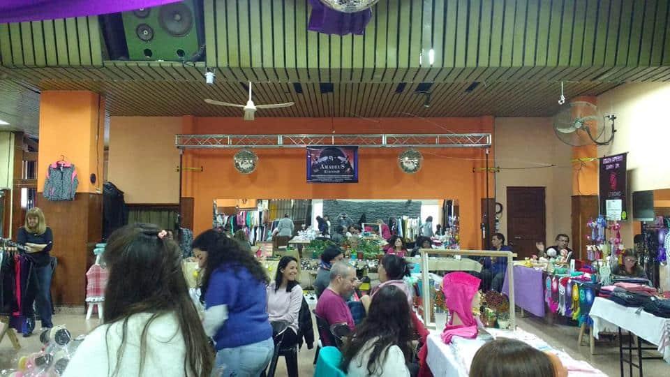 Jornada por la mujer trabajadora en CASA de Padua
