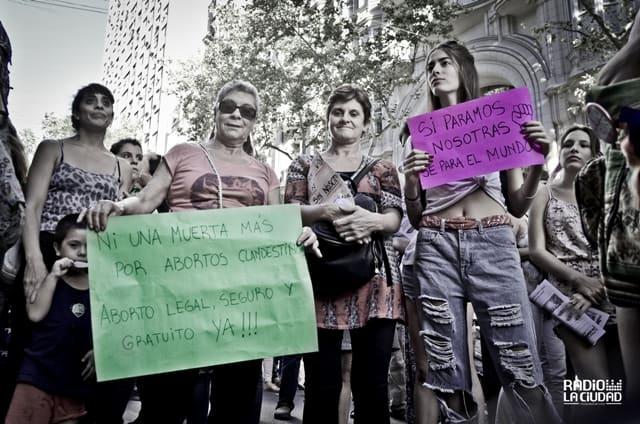 Este viernes 8M las mujeres argentinas y del mundo se paran