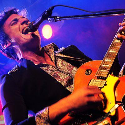 """Frans Banfield en Ituzaingó: """"El Rol del Rock en la Dictadura"""" 2"""