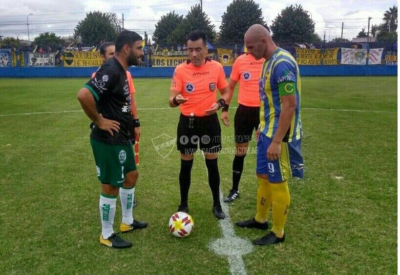 Ituzaingó se trajo un empate de General Rodriguez