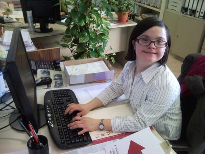 Activan perfiles de búsqueda laboral para personas con Síndrome de Down