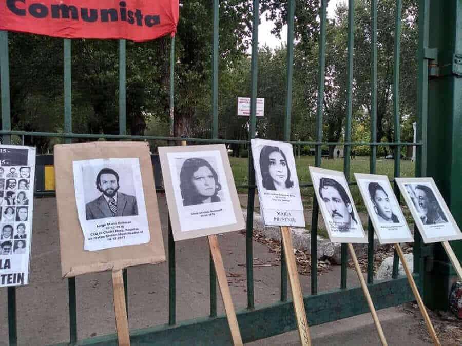 Ituzaingó: Se realizó la 10° Caravana Memoria Verdad, y Justicia